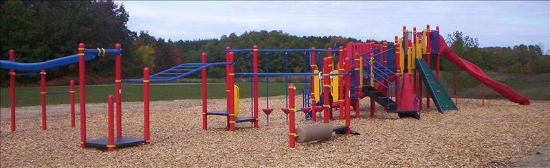 Silver Lake Recreation Area Playgrounds
