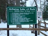 Arbutus Lake Park