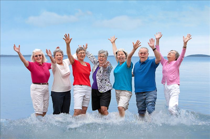 Senior travel groups michigan